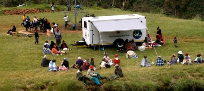 Maliba Mobile Clinic Outreach 2014